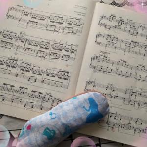 ピアノ練習とアイケア