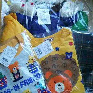 ホットビスケッツ1万円福袋、ダブルB2万円福袋
