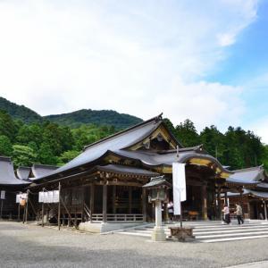 7/23-25 4連休を新潟で その3(弥彦) 彌彦神社