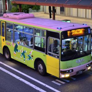 群馬バス(ぐるりん) 高崎230あ304