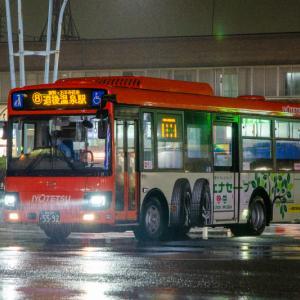 伊予鉄バス 愛媛200か5592