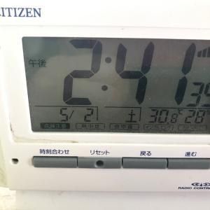 お部屋の温度も要注意