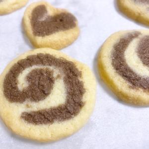クッキーを作りました。