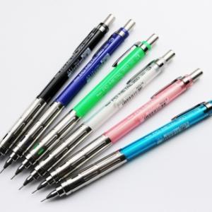 製図用シャープペンのエントリーモデル PG-METAL350