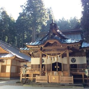 御岩神社、そしてワークショップあります。