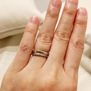 いい夫婦の日の指輪事情