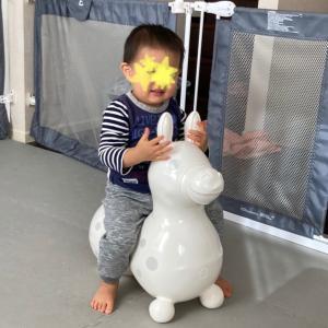 次男くん2歳❣️