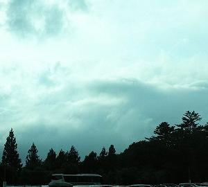 三峯神社その⑤巨大ファルコンと赤い氣守り