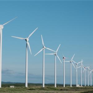 幌延風力発電