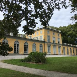Gustav III's Paviljongのガイドツアー