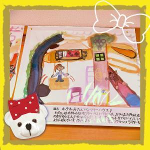 ♪個別懇談会と絵の展示♪