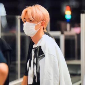 EXO ベッキョン空港ファッション マクベリー