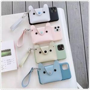 便利で可愛いカードケース付きiPhoneケース iPhone12も対応