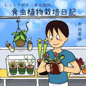【食虫植物】漫画・ハエトリソウの育て方