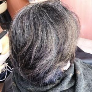 男性の白髪染 肌の弱い方  龍ヶ崎市のヘアーサロンバーバーヤマナ 美容理容室