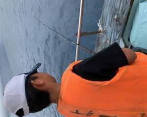 宜野湾新漁港から行く半日グルクン釣り