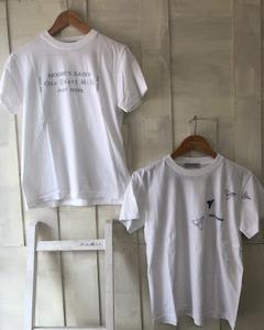シンプルでリーズナブルなTシャツ。