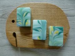 ●手作り石鹸レッスン