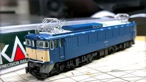 KATO EF62 ほか入線しました