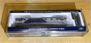 EF64 1000 JR貨物更新車新塗装 TOMIX