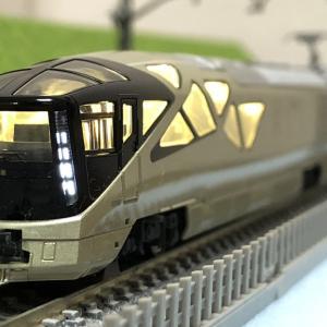 KATO・TRAIN SUITE 四季島がやって来た