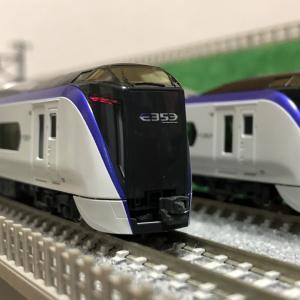 KATO・JR東日本E353系を買ってきた