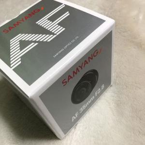 SAMYANG AF35mm F2.8 FE