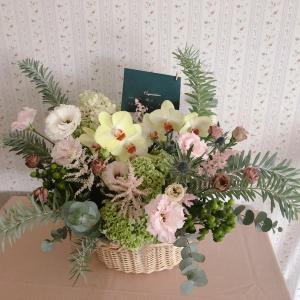 沢山のお花、ありがとうございます。