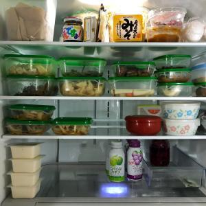 冷蔵庫 親 冷蔵室の中