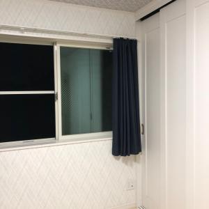 ⑦おしたく掃除 主役の元の部屋 床と壁や扉
