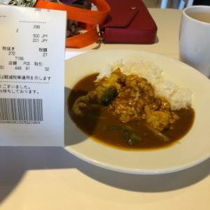 プラントカレー食べてみた@IKEA