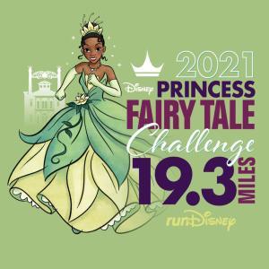 Virtual Princess Half!!!