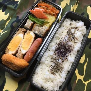 (๑╹ω╹๑ )にーさん今日のお弁当☆メイン何?弁☆