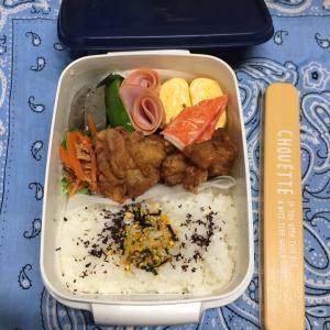 (๑╹ω╹๑ )にーさん今日のお弁当☆