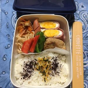 (๑╹ω╹๑ )にーさん今日のお弁当☆鶏つくね☆