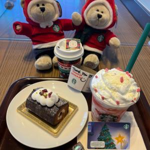 (*・ω・)ノ【スタバ】holiday☆2020&2018version☆