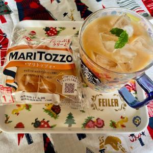 (*・ω・)ノマリトッツォでオヤツTime☆クリームが満足ですよ☆