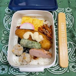 (๑╹ω╹๑ )にーさん今日のお弁当☆のり弁
