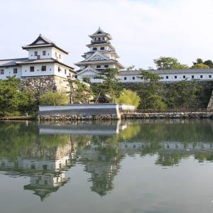 【日本三大水城の今治城へ(^^♪】