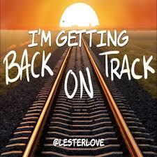 Back on Track は遠い道のりだった・・・