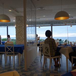2021年初夏 ナナと伊豆旅行 6 ~ Wan's Resort城ケ崎(結婚記念日のディナー)