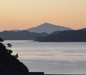 女川~金華山航路、一瞬の閑散期に入ります
