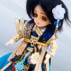 オビツ11サイズ鎧  SD&DDサイズ中華風ドレス ショップ追加です