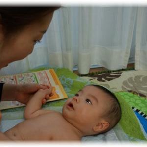 ベビーマッサージの体験とママのリフレクソロジー