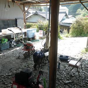 農機械・管理機の整備