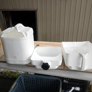 液体肥料容器の再利用