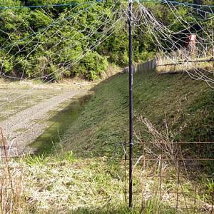 田植え間近は草刈作業