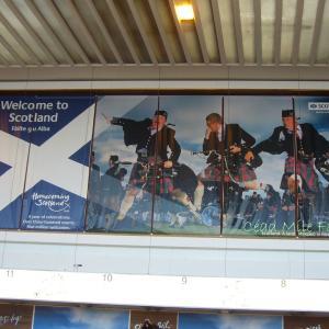 スコットランドの祝日に・・・