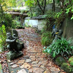 箱根の日帰り温泉♪