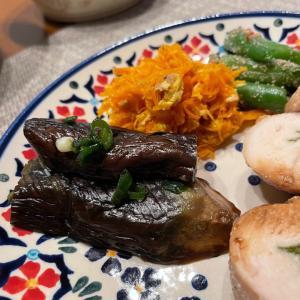 今日の晩ご飯(見栄えがアレな感じ系…)♪
